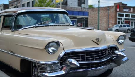 American Dream Safari '55 Cadillac