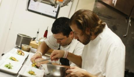 Andrew Michael Italian Kitchen: Justin Fox Burks