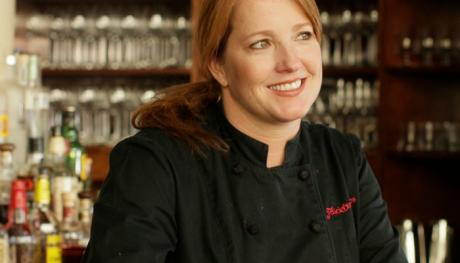 Chef Felicia Suzanne Willet - Justin Fox Burks