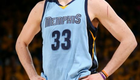 memphis grizzlies player