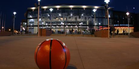 FedExForum. Photo Credit: Marvin Garcia