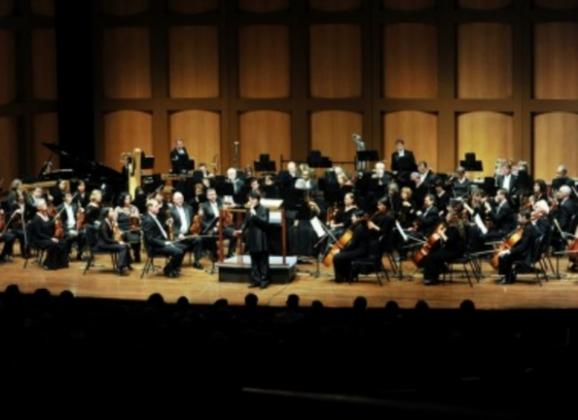 Memphis Symphony Orchestra. Photo by Andrea Zucker.
