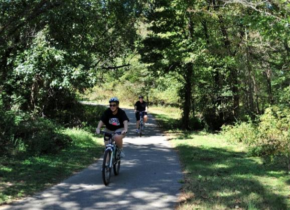 Go ride your bike at Shelby Farms Park. Photo by Andrea Zucker.