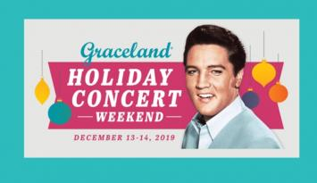 Holiday Concert Weekend at Graceland