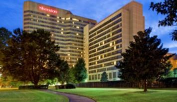 Sheraton Memphis Downtown Hotel. Photo by Starwood Hotels and Resorts