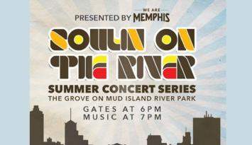 Soulin on the River: Summer Concert Series