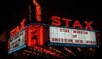 Stax Museum of American Soul Music. Photo by Dan Ball