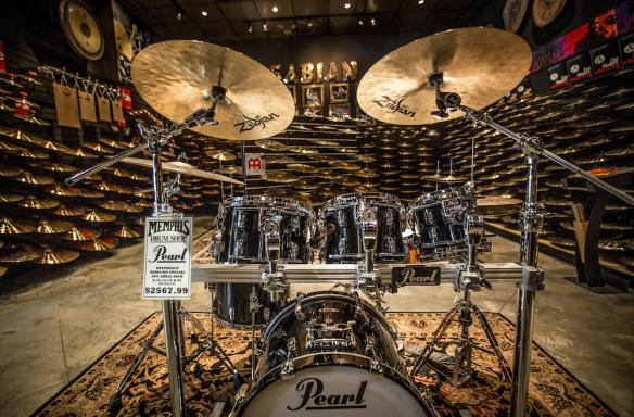 Memphis Drum Shop - Craig Thompson